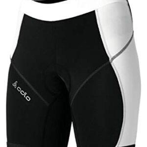 Odlo Missile ženske biciklističke hlače Black