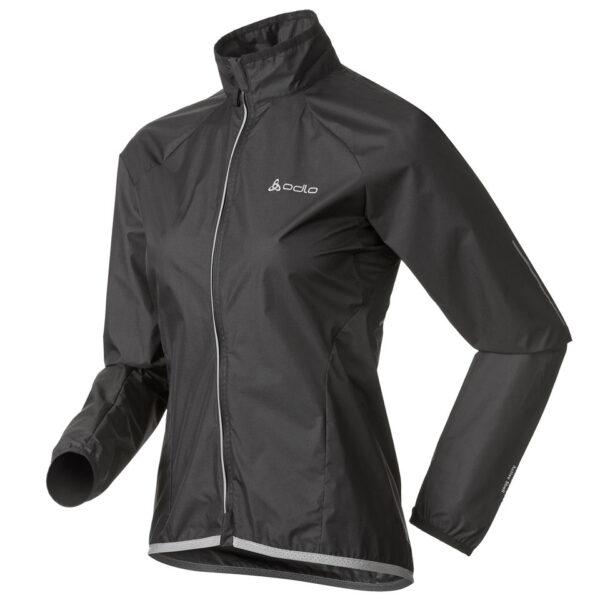 Odlo Flyweight ženska biciklistička jakna black