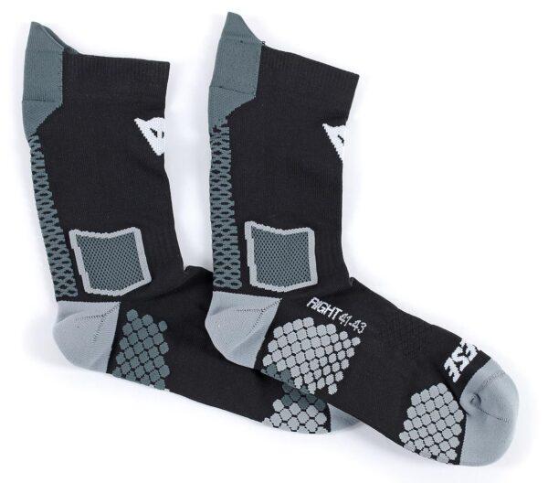 Dainese čarape HP Stretch-limo/Gunmetal