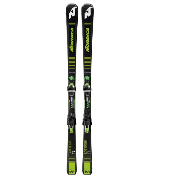 Nordica skije Dobermann Spitfire Ti FDT + vez TPX12 FDT 18/19