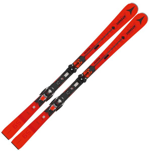 Atomic Skije Redster S9 165cm + X12 TL 19/20