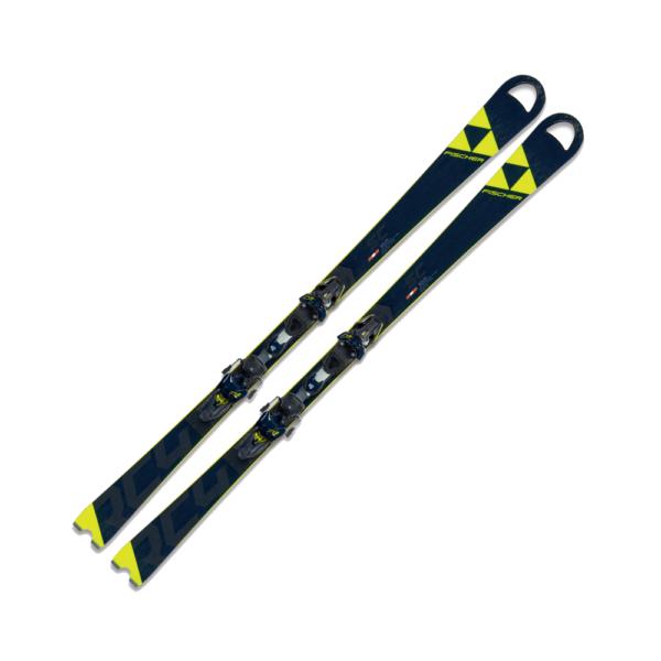 Fischer Skije RC4 WC SC CB Yellow Base + vez RC4 Z13 FF B85 19/20