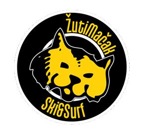Žuti mačak logo