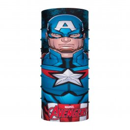 Buff Superheroes Captain America