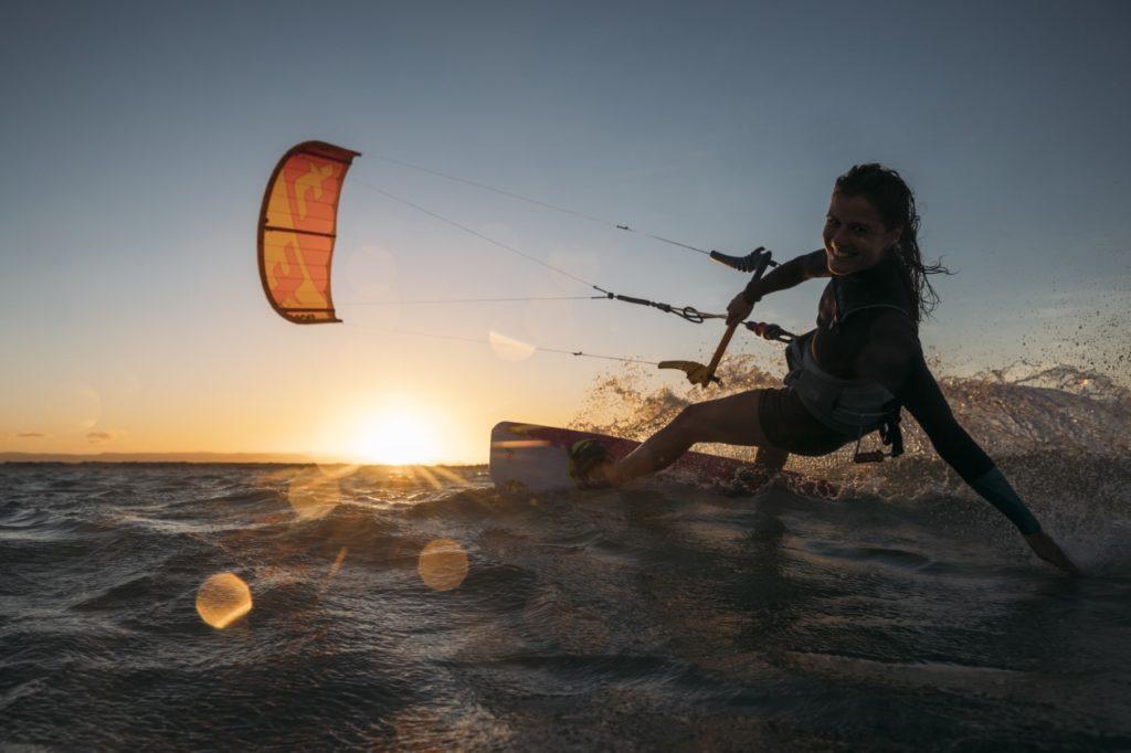 Kiteboarding škola