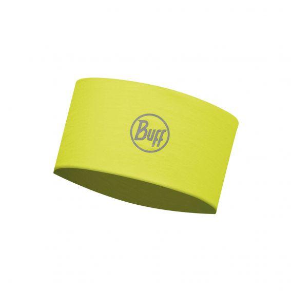 Buff headband UV r-solid yellow fluor