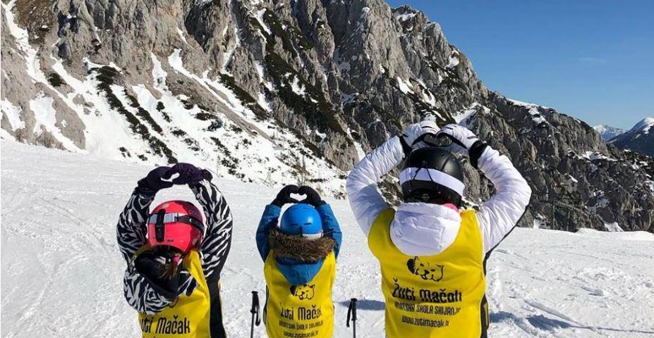 Ino škola skijanja Nassfeld