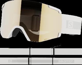 Salomon goggles S/view Access wh/gold