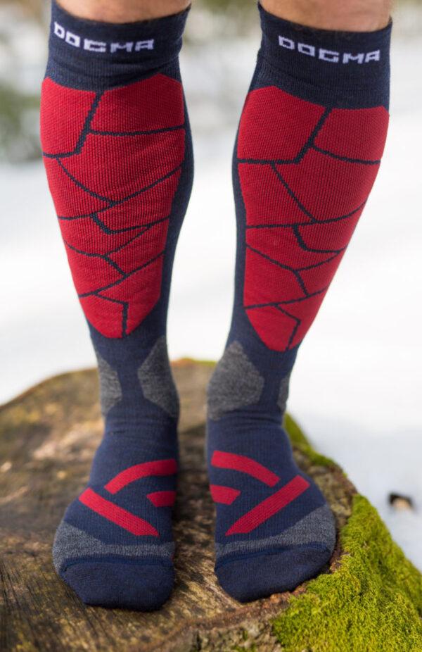 gma čarape Snow Leopard
