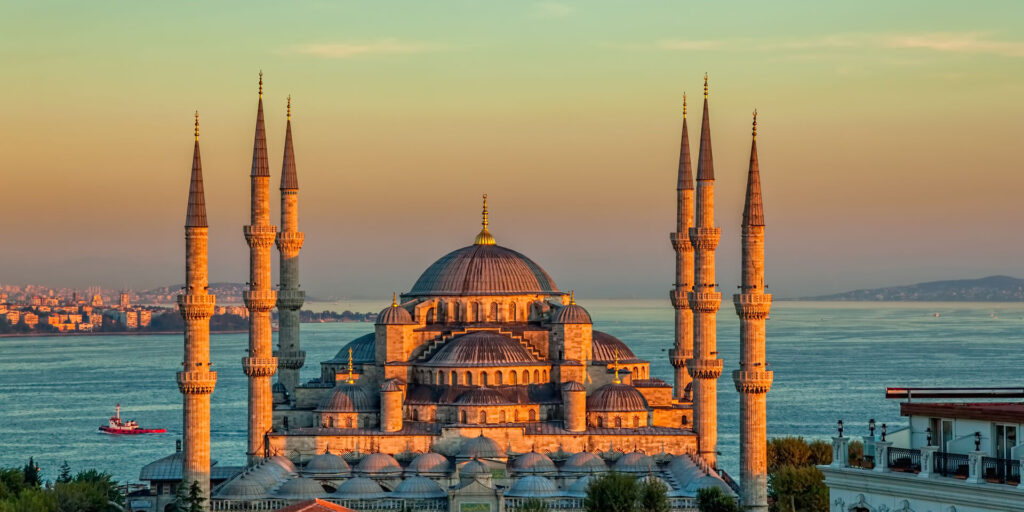 istanbul - 4 dana zrakoplovom