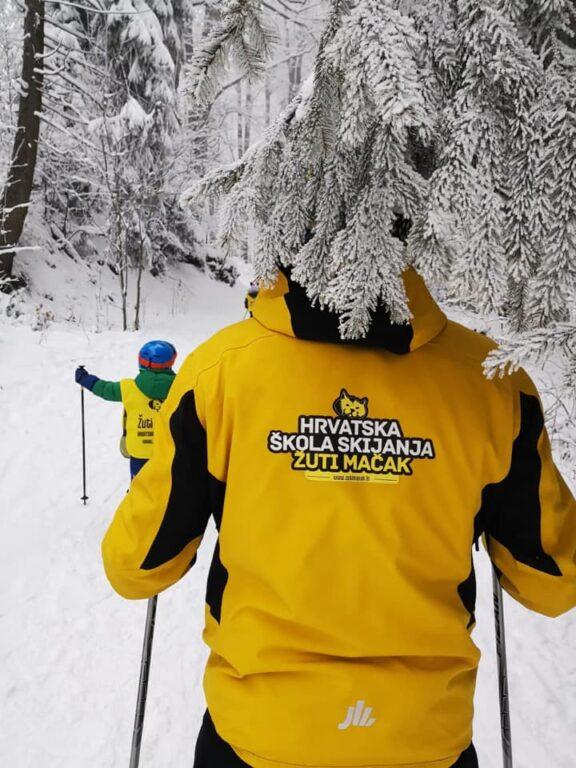 Individualni sati na Sljemenu škola skijanja