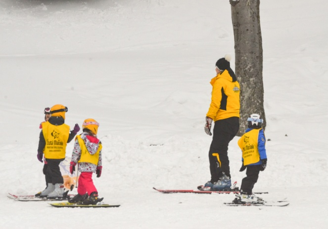 Vikend škola skijanja na Sljemenu