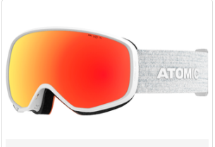Atomic Goggles Count S 360 HD White