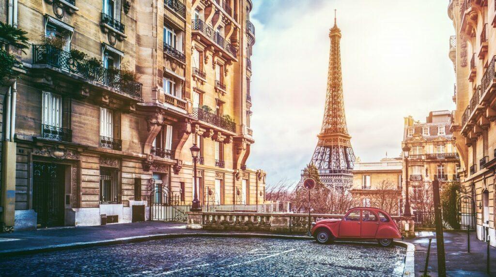 Pariz, London i Amsterdam