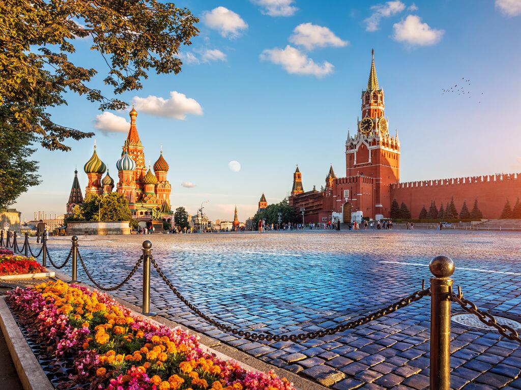 Putovanje u Moskvu 8 dana