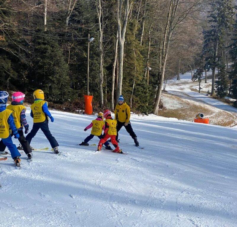 Škola skijanja za školarce 3 vikenda