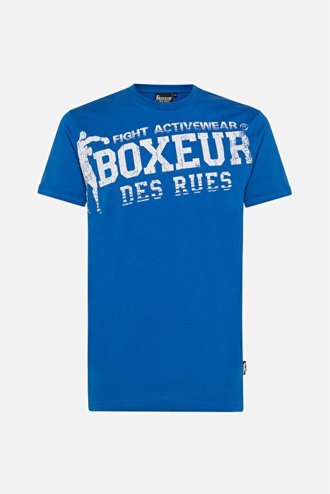 Boxeur majica kratki rukav royal