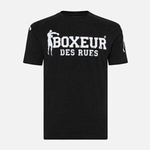 Boxeur majica kratki rukav black