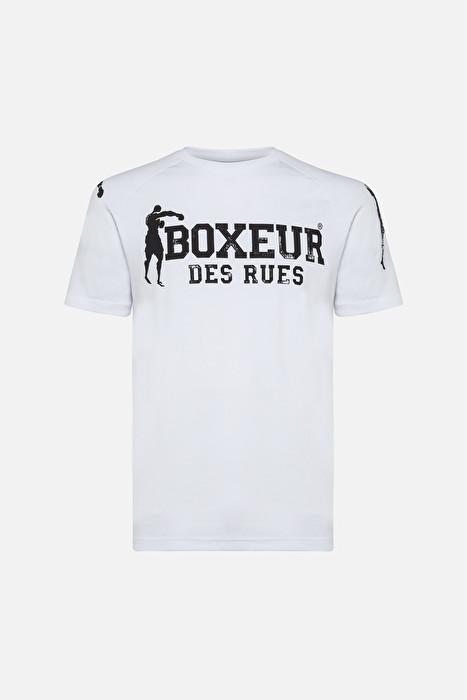 Boxeur majica kratki rukav white