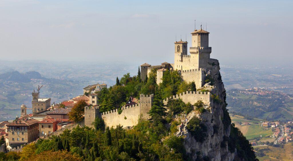 San Marino Rimini i Ravenna - 2 dana