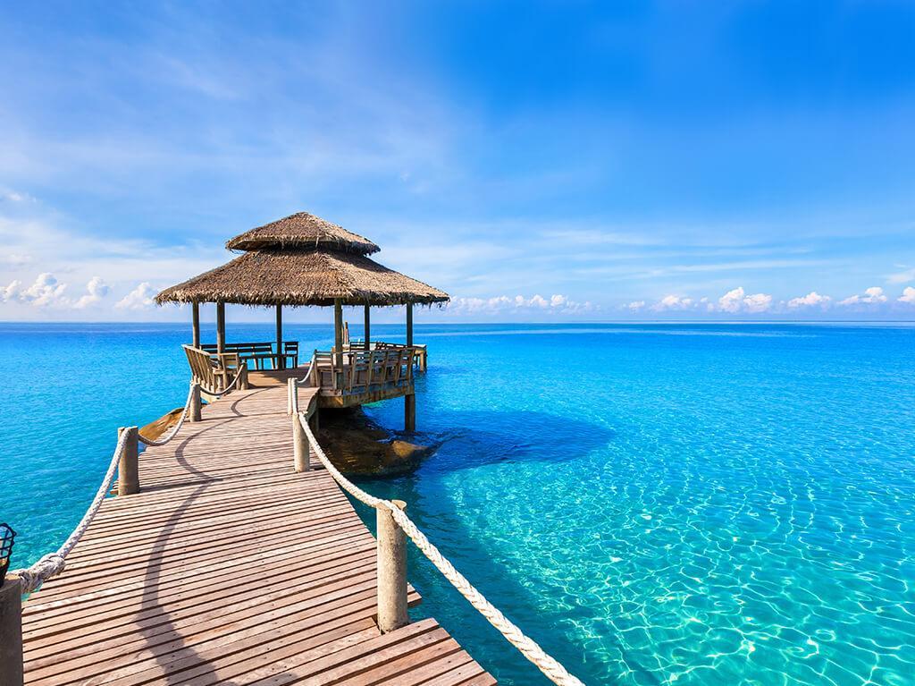 Maldivi i Dubai
