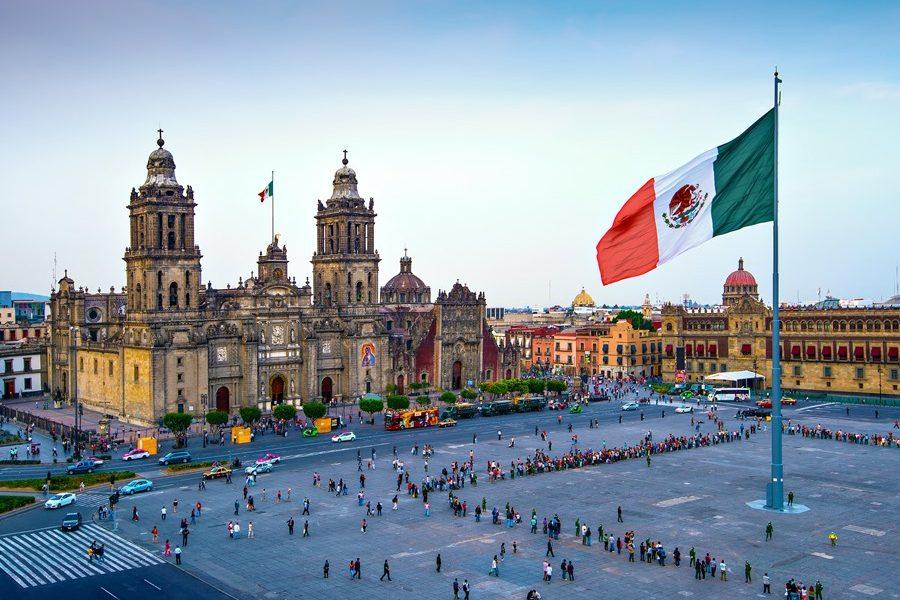 Meksiko - 10 dana
