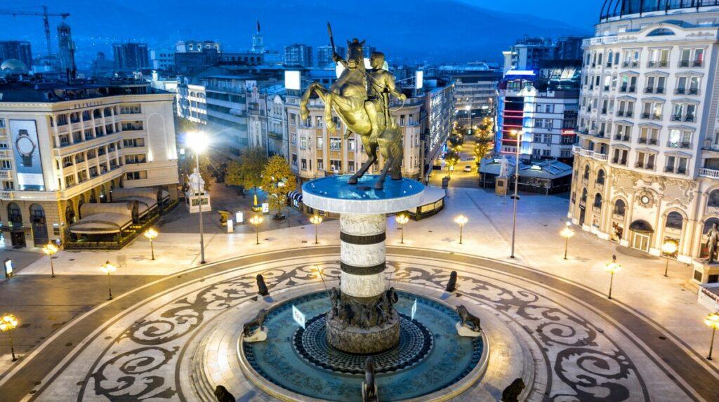 Nova Godina u Makedoniji