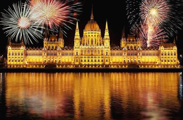 Nova Godina u Budimpešti