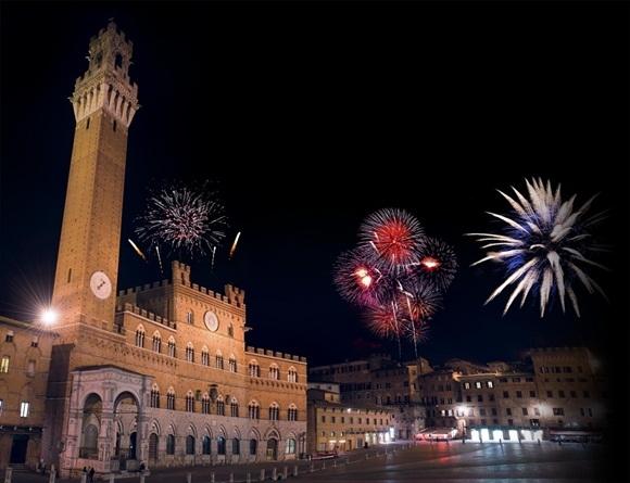 Nova Godina u Toskani s Firencom