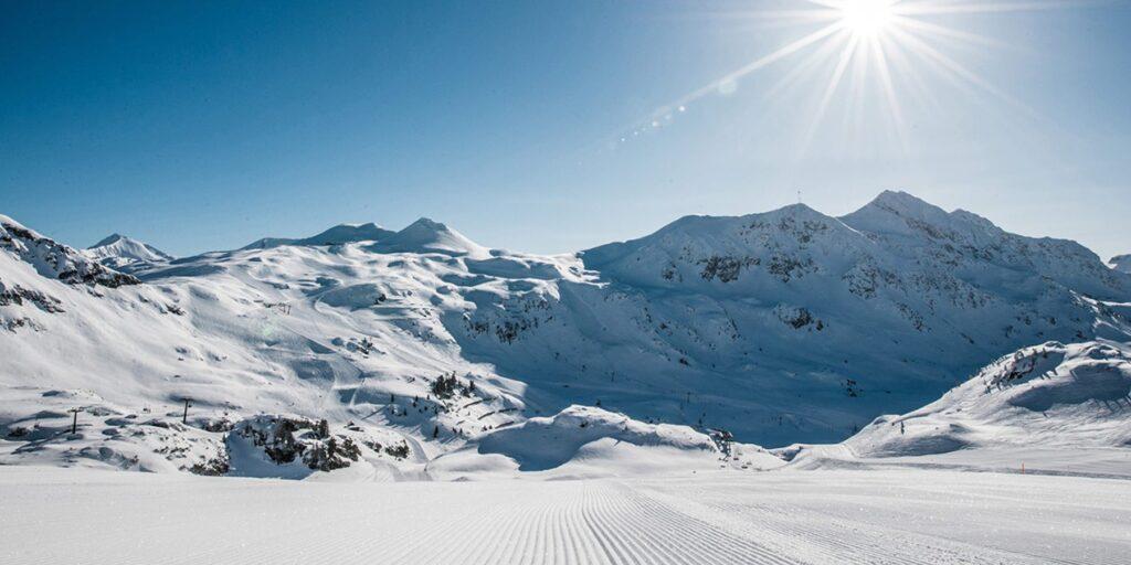 Ski opening Obertauern